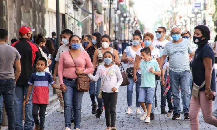 Rebasa Puebla las 4 mil muertes por Covid-19