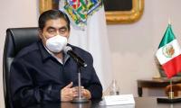 Convoca Barbosa a alcaldes realizar sus informes sin eventos masivos