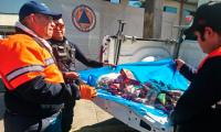 En unas horas decomisa Protección Civil 500 kilogramos de pirotecnia en mercados