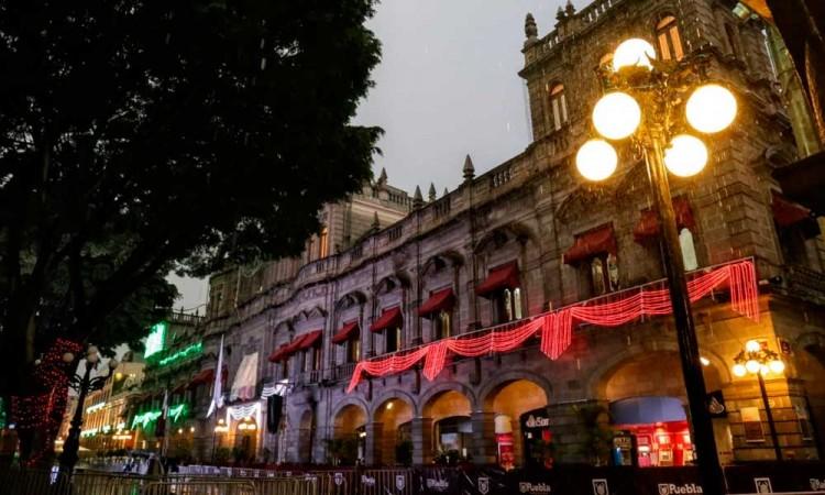 En vivo: Grito de Independencia en el zócalo de Puebla