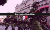 En Vivo: Desfile militar en Puebla; será sin presencia ciudadana