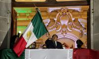 Grito en Puebla lo dedican a los héroes de la Salud ante el Covid-19
