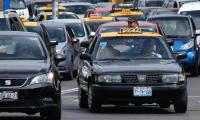 Hasta mil taxis piratas han salido de circulación en gobierno actual