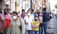 Bajan casos activos de Covid-19 pero suben defunciones en Puebla