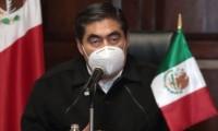 Descarta Barbosa abordar presupuesto con AMLO en su visita a Puebla