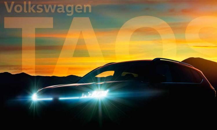 Puebla ensamblará nueva camioneta de Volkswagen: Taos
