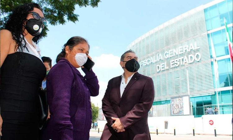Elia Tamayo presenta denuncia contra exmorenovallistas por caso Chalchihuapan