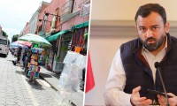 """No está a negociación"", ambulantes deberán desalojar calles mientras dure obras del Centro Histórico"