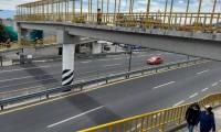 Retiro de puentes peatonales inservibles costará 3 millones de pesos