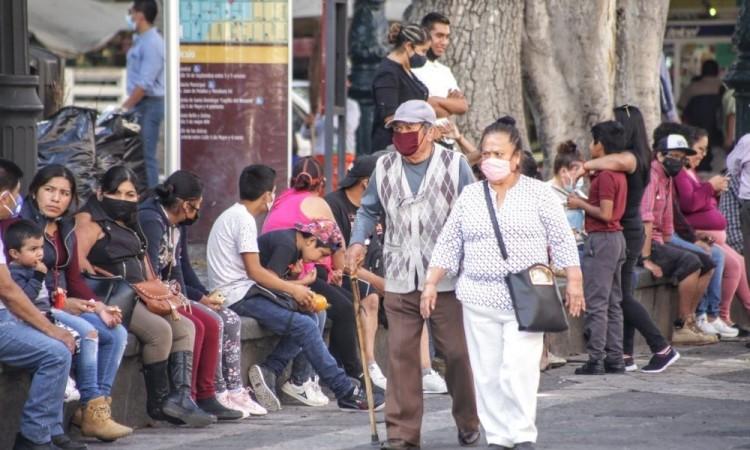 Suman 4 mil 151 defunciones y 721 casos activos de Covid-19 en Puebla