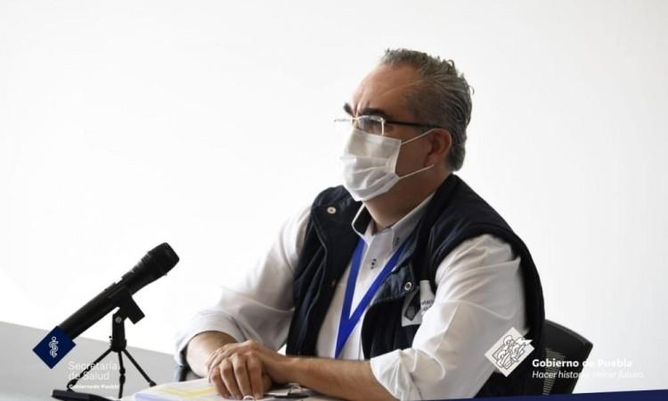 Vuelven a subir contagios de Covid-19 en Puebla