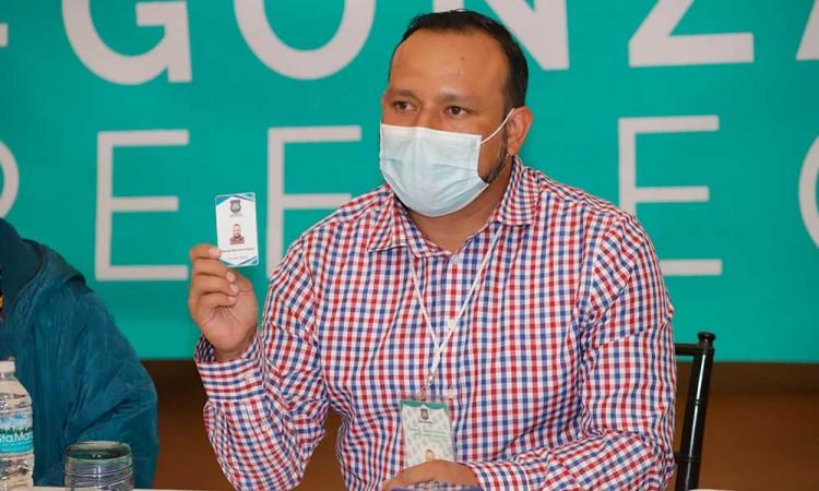 Reeligen Gonzalo Juárez como dirigente del Sindicato Benito Juárez