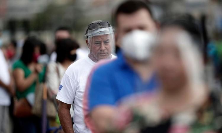 Repuntas contagios de Covid en Puebla, y van 4 mil 188 decesos