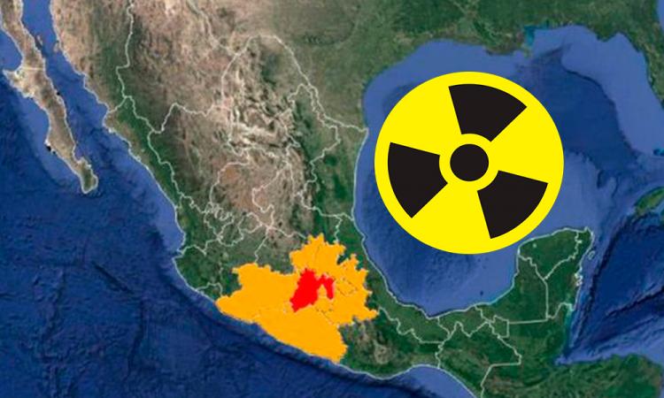 Alerta en Puebla por robo de fuente radioactiva