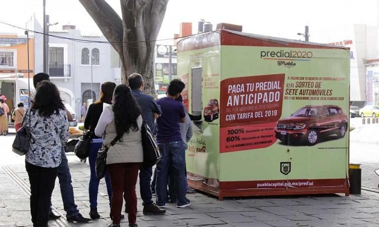 Ayuntamiento dará descuentos en pago del Predial 2021 por el Buen Fin