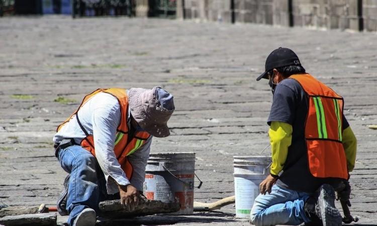Prohíben uso de maquinaria pesada durante obras del Corredor 5 de Mayo