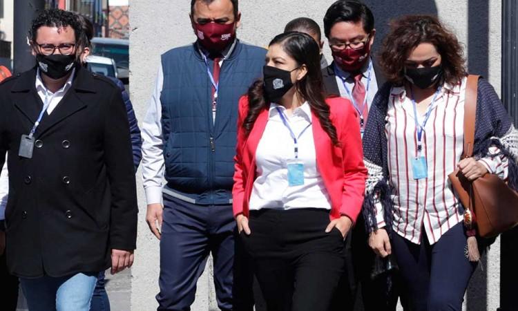 Claudia Rivera rendirá segundo informe de labores el 12 de octubre