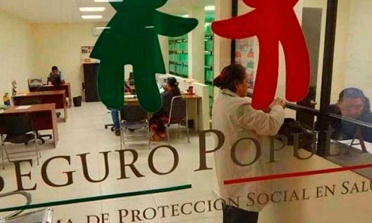 Diputados de Puebla extinguen el Seguro Popular