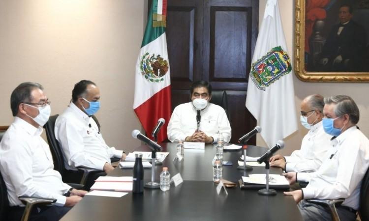 En Puebla clases presenciales serían hasta próximo semestre, anticipa Barbosa