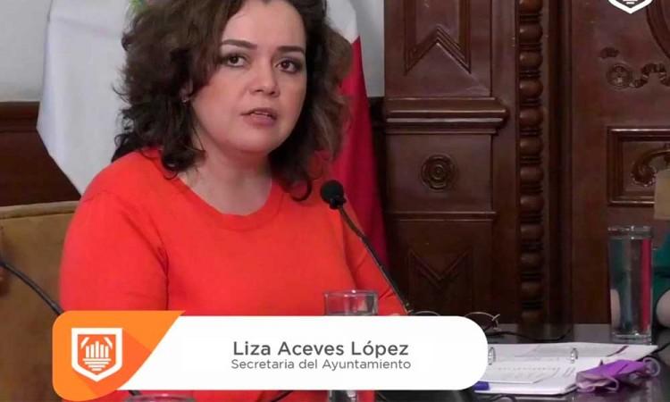 Comparecencia de Claudia Rivera fue para evitar un linchamiento, dice Liza Aceves