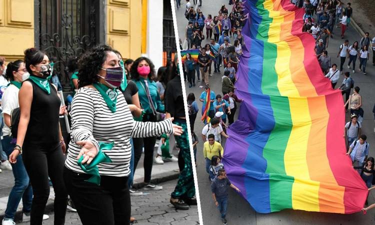 Iglesia pide al Congreso de Puebla no despenalizar el aborto o avalar matrimonios gay