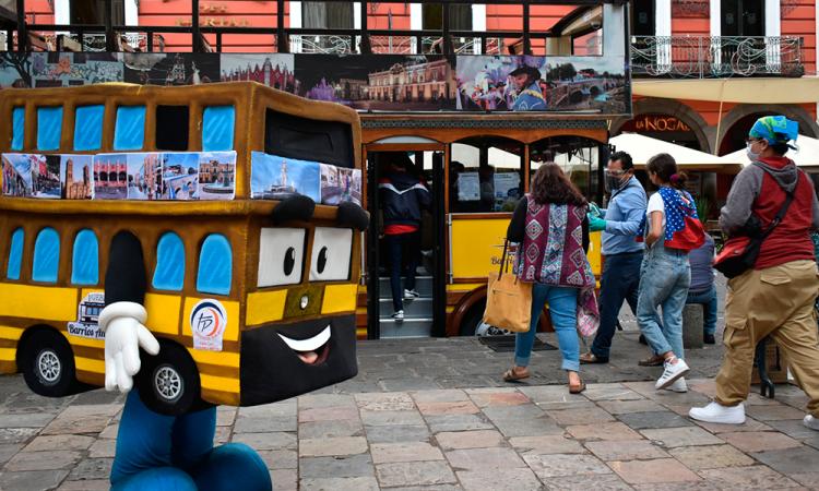 Turismo en Puebla.