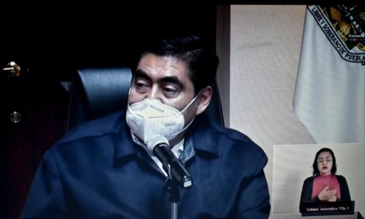 """Ayuntamiento de Tehuacán """"está podrido"""", dice Barbosa sobre supuestas anomalías financieras"""