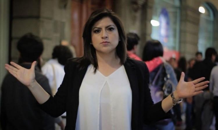 Pide Claudia Rivera que el gobernador reconsidere no asistir a su informe de labores