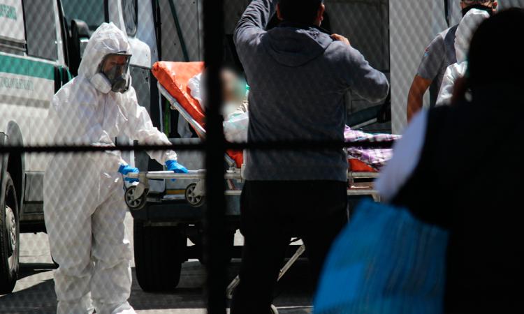 La incidencia de contagios sigue siendo en el área metropolitana