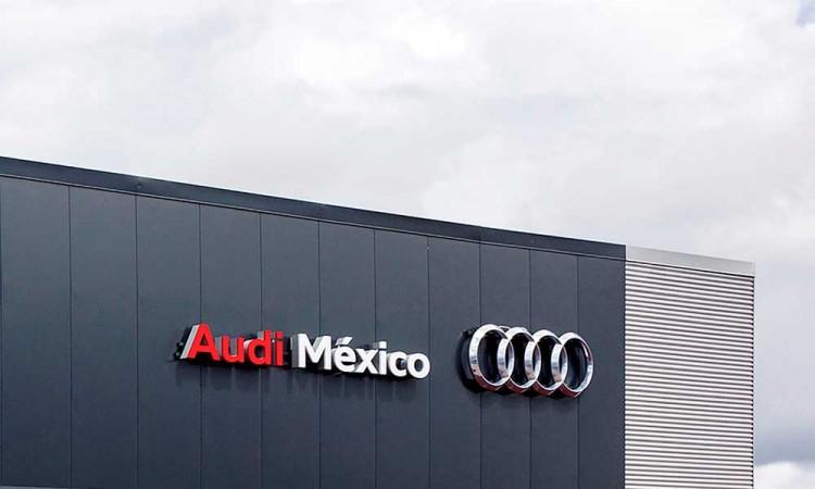 Audi México.