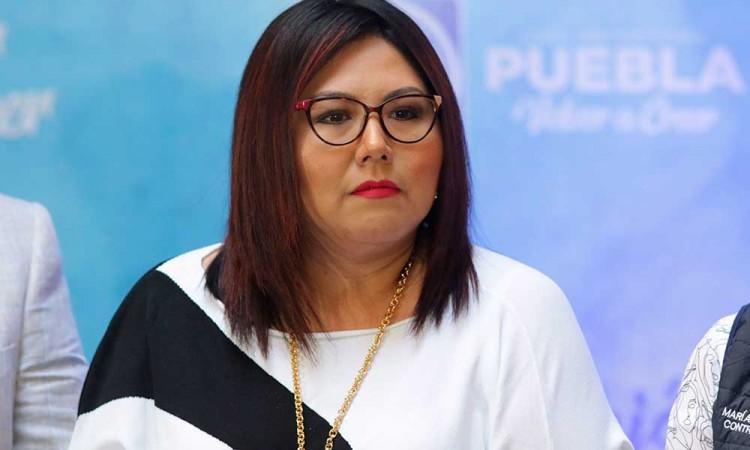 Informe de Rivera será una fiesta de autoelogios, critica Genoveva Huerta