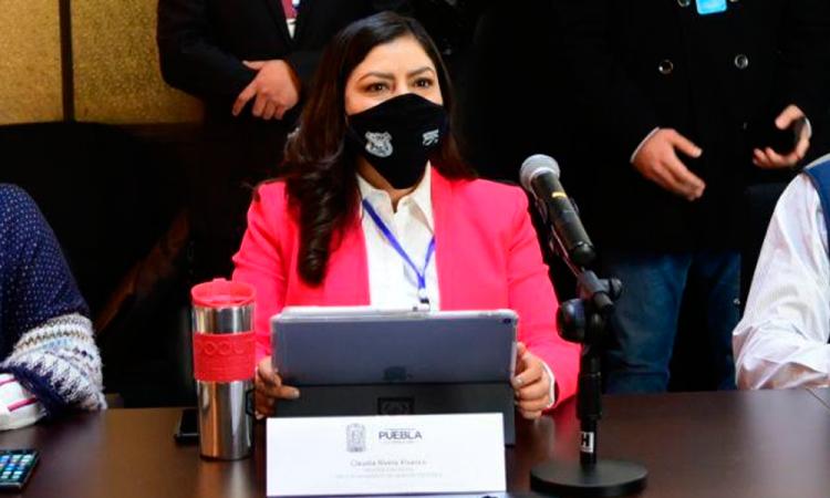 Ni las traiciones ni difamaciones doblegarán mis ideales: Claudia Rivera