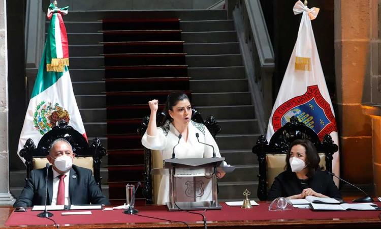 Ante la peor crisis en la historia de Puebla por el Covid-19, salimos adelante: Claudia Rivera