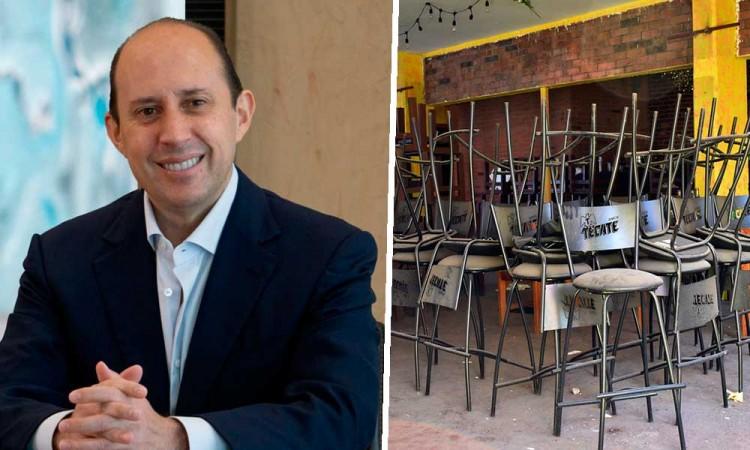 Fernando Manzanilla tiene un plan para apoyar a negocios afectados por el Covid-19