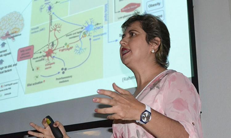 Obtiene premio IBRO Early Career Awards 2020 investigadora de la BUAP