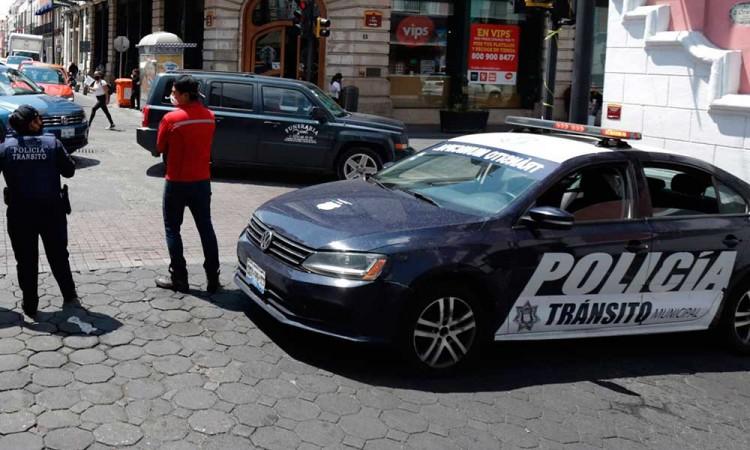 Autos del Ayuntamiento tienen GPS y QR para evitar huachicoleo
