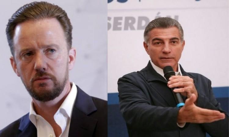Gobierno estatal va contra Luis Banck y Tony Gali
