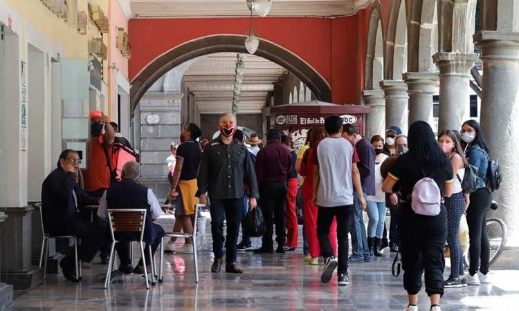 Peligran 400 negocios de Centro Histórico si no reactiva la economía