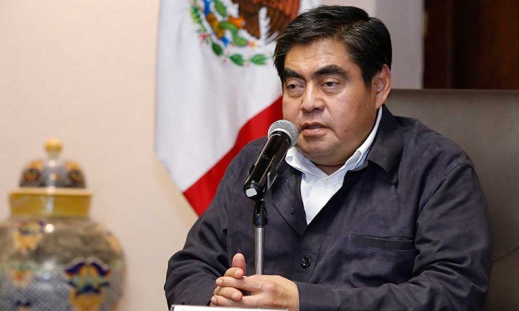 Puebla respondió con solidez ante pandemia del Covid-19: Miguel Barbosa