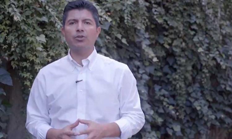 Eduardo Rivera critica gestión de seguridad en la capital poblana