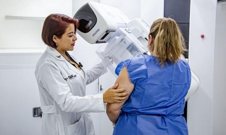 Se instaló el área de ultrasonido para mujeres menores de 40 años.