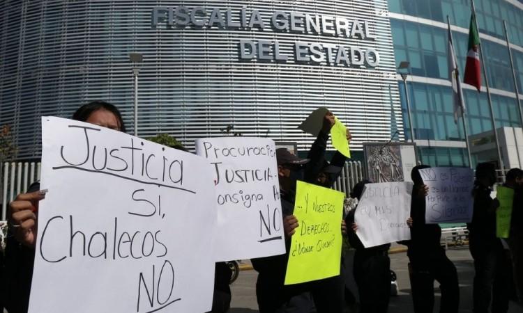Liberan a los policías municipales detenidos por el caso de la colonia Universidades