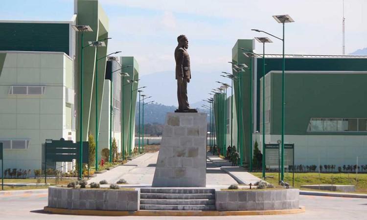 Sedena construye un Centro Escolar en complejo militar en Puebla
