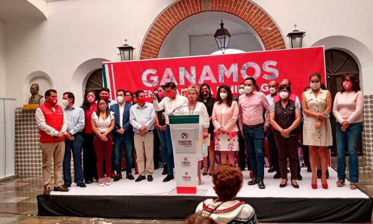 Triunfo del PRI en Coahuila e Hidalgo podría repetirse en Puebla: dirigente