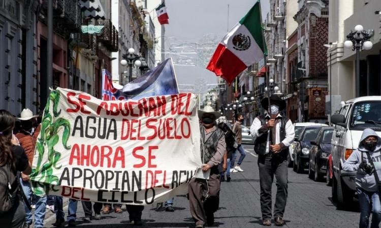 """Defenderán campesinos que quede en ley prohibir """"bombas antigranizo"""""""