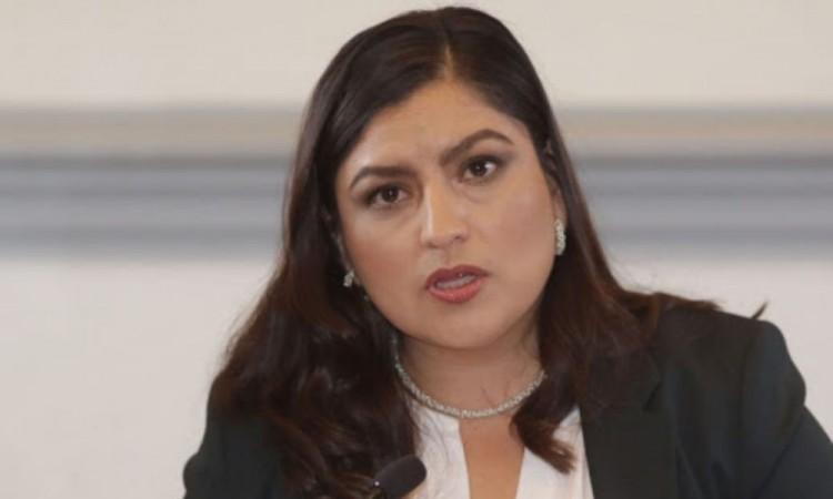Asegura Claudia Rivera Vivanco que a la fecha no hay ninguna notificación ingresada al Ayuntamiento de Puebla