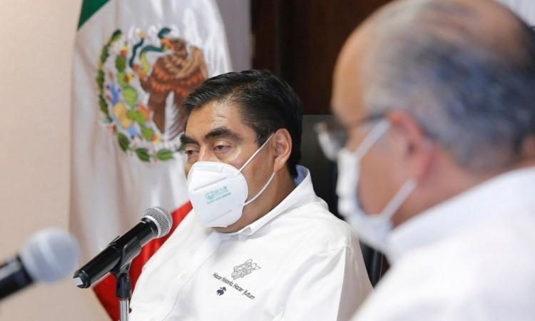 Puebla en alerta por ascenso en la curva de contagios Covid-19