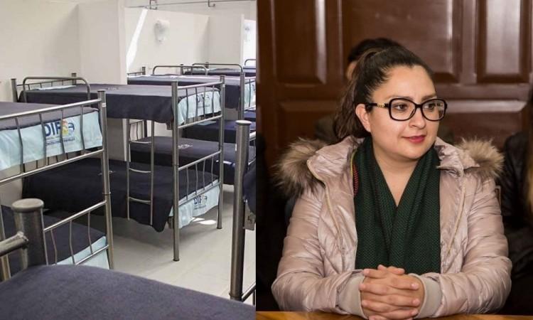 Dormitorio Municipal de Puebla, sin casos de contagios por Covid-19