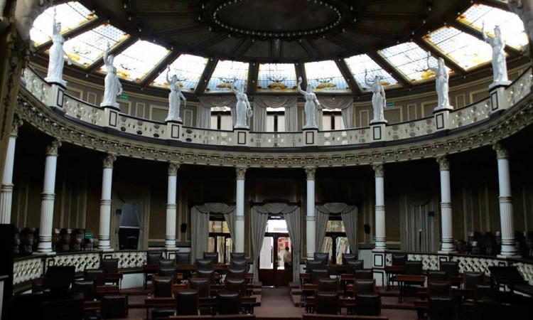 Avanza Ley de Presupuesto de Miguel Barbosa en Congreso