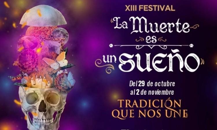 """Anuncian actividades virtuales del Festival """"La Muerte es un Sueño"""""""